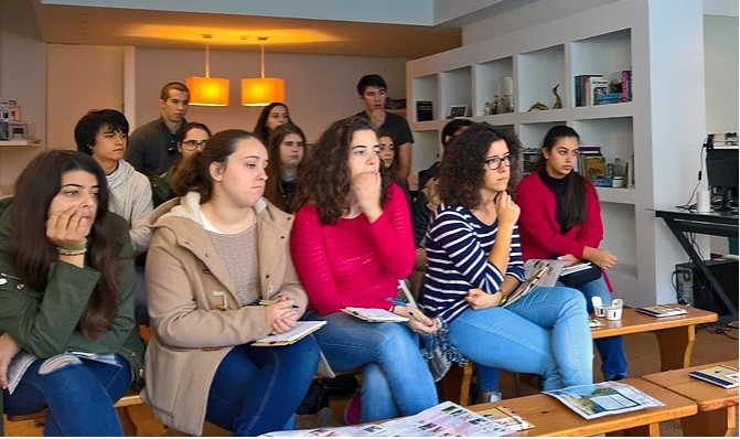 Workshop para Alunos do ICBAS